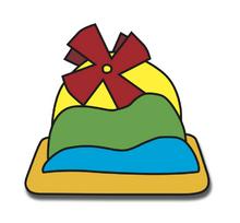 Das Logo der Kreispartnerschaft<br />wurde anlässlich des<br />10-jährigen<br />Partnerschaftsjubiläums durch<br />Menschen mit Behinderungen über<br />den AWO Regionalverband Brandenburg<br />Süd e.V. und dem polnischen<br />Verein AKTIW entwickelt.